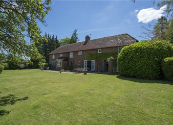 Thumbnail 5 bed detached house for sale in Shillingstone Lane, Okeford Fitzpaine, Blandford Forum