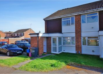 Thumbnail 1 bed maisonette for sale in Herne Road, Stevenage