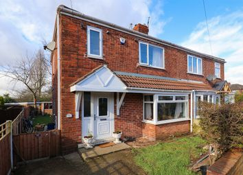 Thumbnail 3 bed semi-detached house for sale in Myrtle Crescent, Wickersley, Rotherham