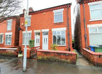 2 bed semi-detached house for sale in Ingleton Road, Stockport, Cheshire SK3