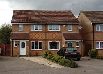 Thumbnail 3 bedroom property to rent in Smart Close, Thorpe Astley, Braunstone, Leicester