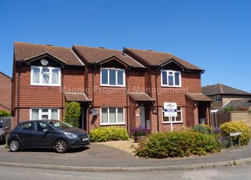 Thumbnail 2 bedroom terraced house to rent in Flint Way, Eynesbury, St. Neots