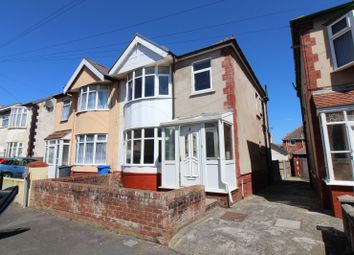 Thumbnail 4 bed semi-detached house to rent in Derby Road, Cleveleys