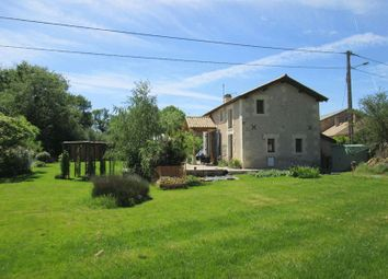 Thumbnail 2 bed cottage for sale in Montmorillon, France