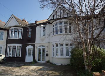 Thumbnail 4 bedroom terraced house for sale in Surbiton Road, Southchurch Village, Southend-On-Sea