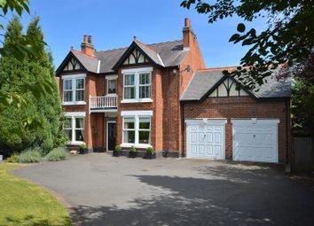 Thumbnail 5 bedroom detached house for sale in Duffield Road, Derby