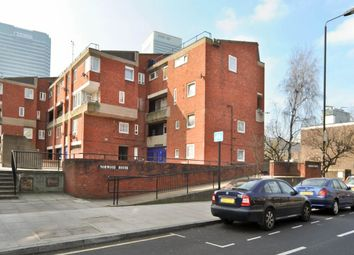 Thumbnail 4 bedroom flat to rent in Poplar High Street, London