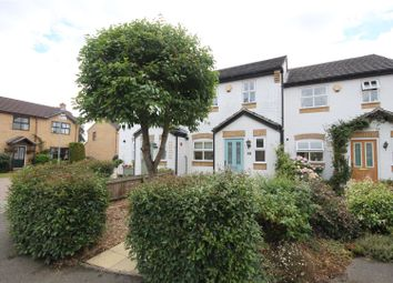 Thumbnail 2 bedroom terraced house to rent in Brook Close, Histon, Cambridge