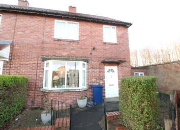 Thumbnail 3 bed semi-detached house for sale in Silloth Avenue, Denton Burn, Newcastle Upon Tyne