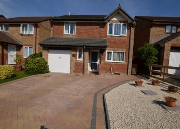 Thumbnail 4 bed detached house for sale in Great Orchard Close, Plymouth, Devon