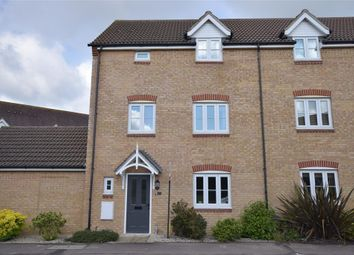 Thumbnail 3 bed end terrace house for sale in Baxendale Road, Chichester, West Sussex