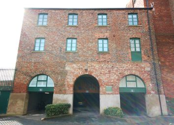 Thumbnail 3 bed flat for sale in The Tannery, Lawrence Street, York