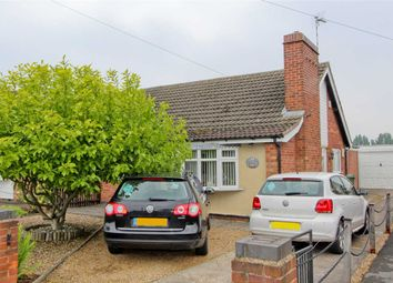 Thumbnail 2 bed semi-detached house for sale in Dorset Avenue, Wigston