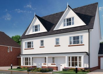 Thumbnail 3 bedroom semi-detached house for sale in The Boulevard, Horsham