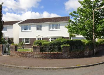 Thumbnail 4 bed detached house for sale in 12 Hazel Tree Copse, Crofty, Swansea