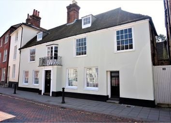 Thumbnail 5 bed terraced house for sale in Westgate, Chichester