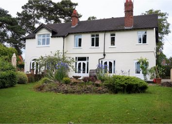 Thumbnail 5 bed detached house for sale in West Road, Northwich