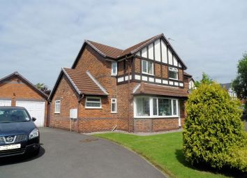 Thumbnail 4 bed detached house for sale in Redwood, Westhoughton, 2Ru.