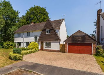 Thumbnail 4 bed detached house for sale in Stumblets, Crawley