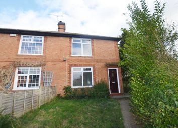 Thumbnail 2 bed semi-detached house to rent in Waterloo Crescent, Countesthorpe, Leicester