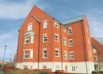 Thumbnail 2 bed flat for sale in Mereways, Dickens Heath, Shirley, Solihull