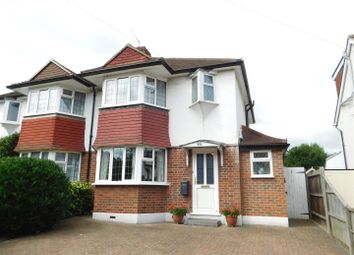 Thumbnail 3 bed semi-detached house for sale in Rectory Lane, Long Ditton, Surbiton