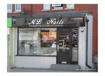 Thumbnail Commercial property for sale in Charminster Road, Charminster 371, Bournemouth, Dorset