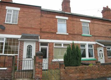 Thumbnail 2 bed terraced house to rent in Larklands Avenue, Larklands, Ilkeston, Derbyshire