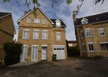 Thumbnail 4 bed detached house for sale in Gilbert Drive, Langdon Hills, Essex