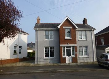 Thumbnail 4 bed detached house to rent in Myrddin Crescent, Carmarthen