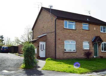 Thumbnail 1 bed end terrace house to rent in Bluebell Close, Huntington, Chester