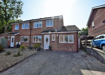 Thumbnail 3 bed semi-detached house for sale in Trem Y Garth, Llanharry, Pontyclun