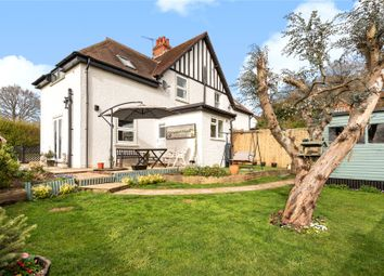 Peaslake, Guildford GU5. 3 bed semi-detached house for sale