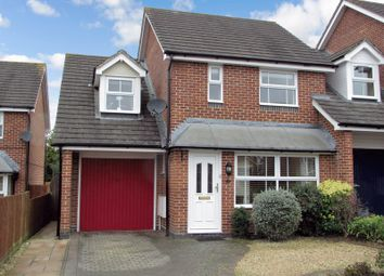 Thumbnail 3 bed detached house for sale in Broadmeadow End, Thatcham