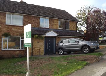 Thumbnail 5 bed semi-detached house to rent in Woodland Way, Marlow, Buckinghamshire