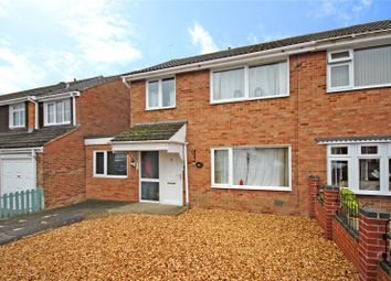 Thumbnail 3 bed semi-detached house for sale in Gainsborough Avenue, Royal Wootton Bassett, Wiltshire