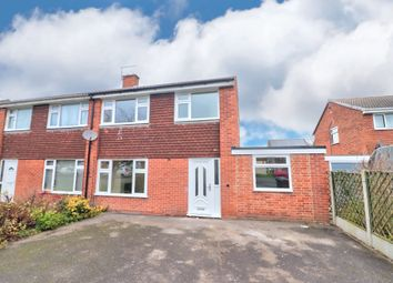 3 bed semi-detached house for sale in Derwent Drive, Stenson Fields, Derby DE24