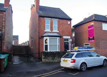Thumbnail 3 bed detached house to rent in Scotland Road, Basford, Nottingham