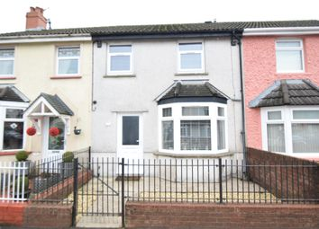 Thumbnail 3 bed terraced house for sale in Bedwellty Road, Cefn Fforest, Blackwood