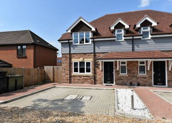 Thumbnail 3 bed semi-detached house to rent in Driftstone, London Road, Clanfield, Waterlooville