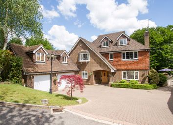 Thumbnail 6 bed detached house for sale in Farnham Lane, Haslemere