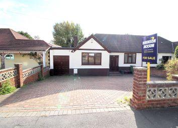 Thumbnail 2 bed semi-detached bungalow for sale in Eversley Avenue, Barnehurst, Kent
