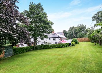 Thumbnail 3 bed cottage for sale in Eaton Hill, Eaton, Tarporley
