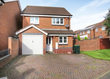Thumbnail 3 bedroom detached house for sale in Woodruff Way, Walsall