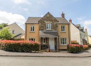Thumbnail 4 bed detached house for sale in Woodpecker Way, Whitchurch, Tavistock