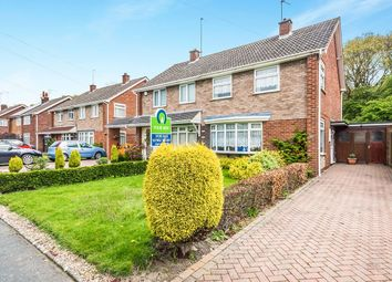 Thumbnail 3 bedroom semi-detached house for sale in Linden Lane, Willenhall