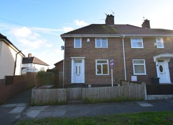 Thumbnail 2 bed semi-detached house for sale in Brow Road, Prenton