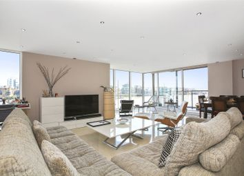 Thumbnail 2 bed flat for sale in Providence Tower, Bermondsey Wall West, London