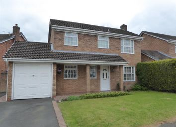 Thumbnail 3 bed property for sale in Hermitage Way, Madeley, Telford