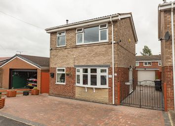 Thumbnail 3 bed detached house for sale in Waddington Drive, Bottesford, Scunthorpe